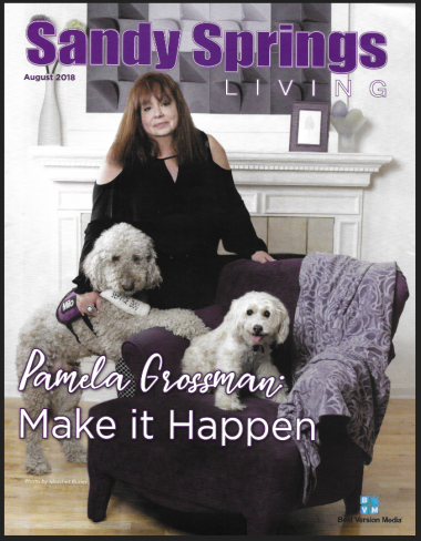 Sandy Springs Living Feature Article on Pamela Grossman and ADA Law Business Training