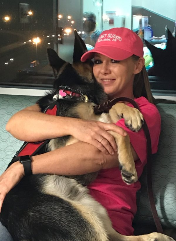 ADA LAW Service Dog Stories